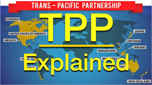 Power Point Presentation On Corporate Globalization, Free Trade and the TPP