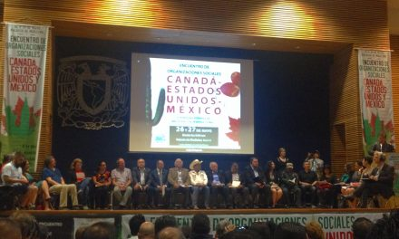 Trade Justice Network participates in tri-national NAFTA meetings in Mexico City