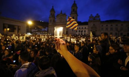 Colombia: 'They are killing us'